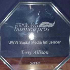 Terry Allison Social Media Award